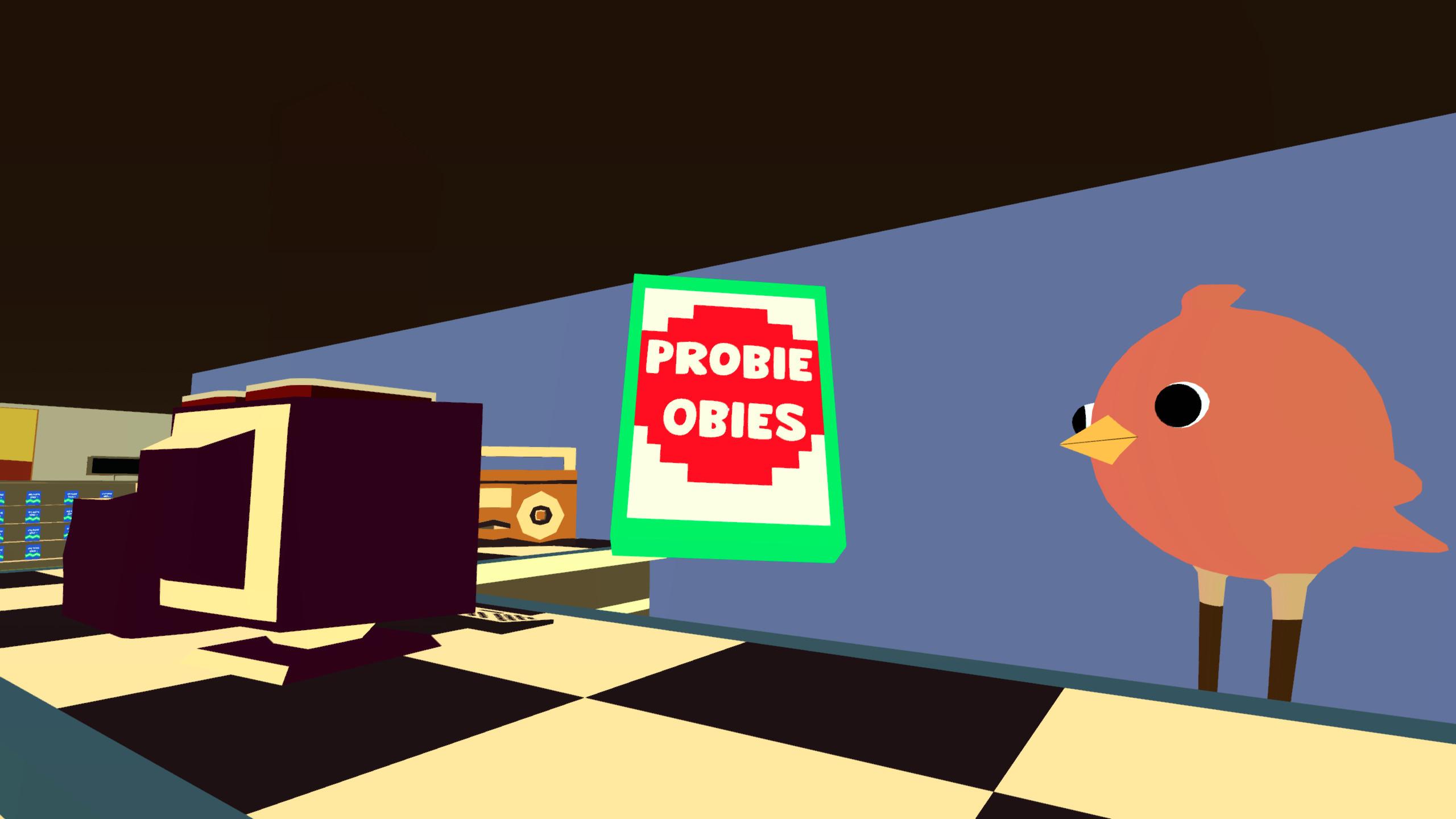 VideoHole: Episode I screenshot