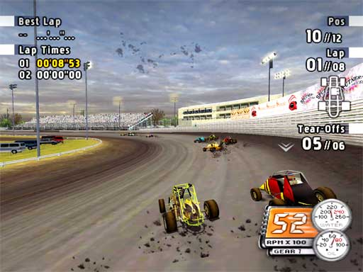 Sprint Cars Road to Knoxville screenshot