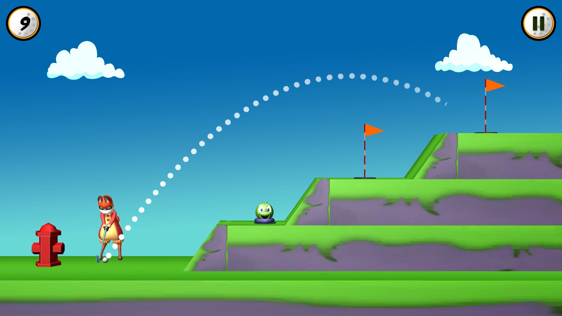 Golf Extreme screenshot