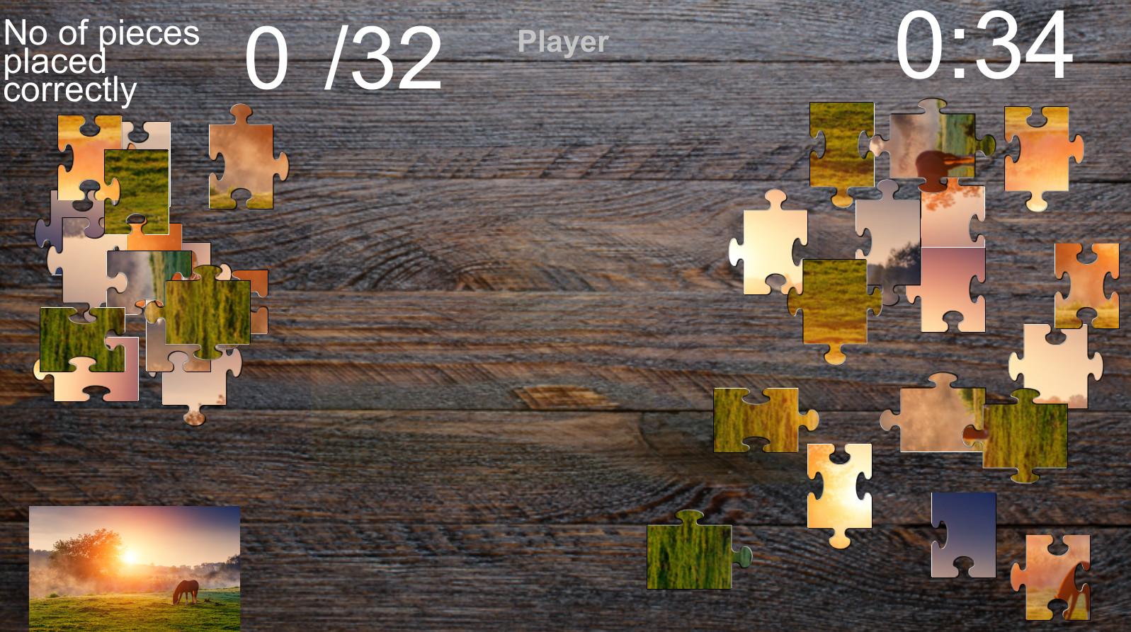 Crazy Puzzle screenshot