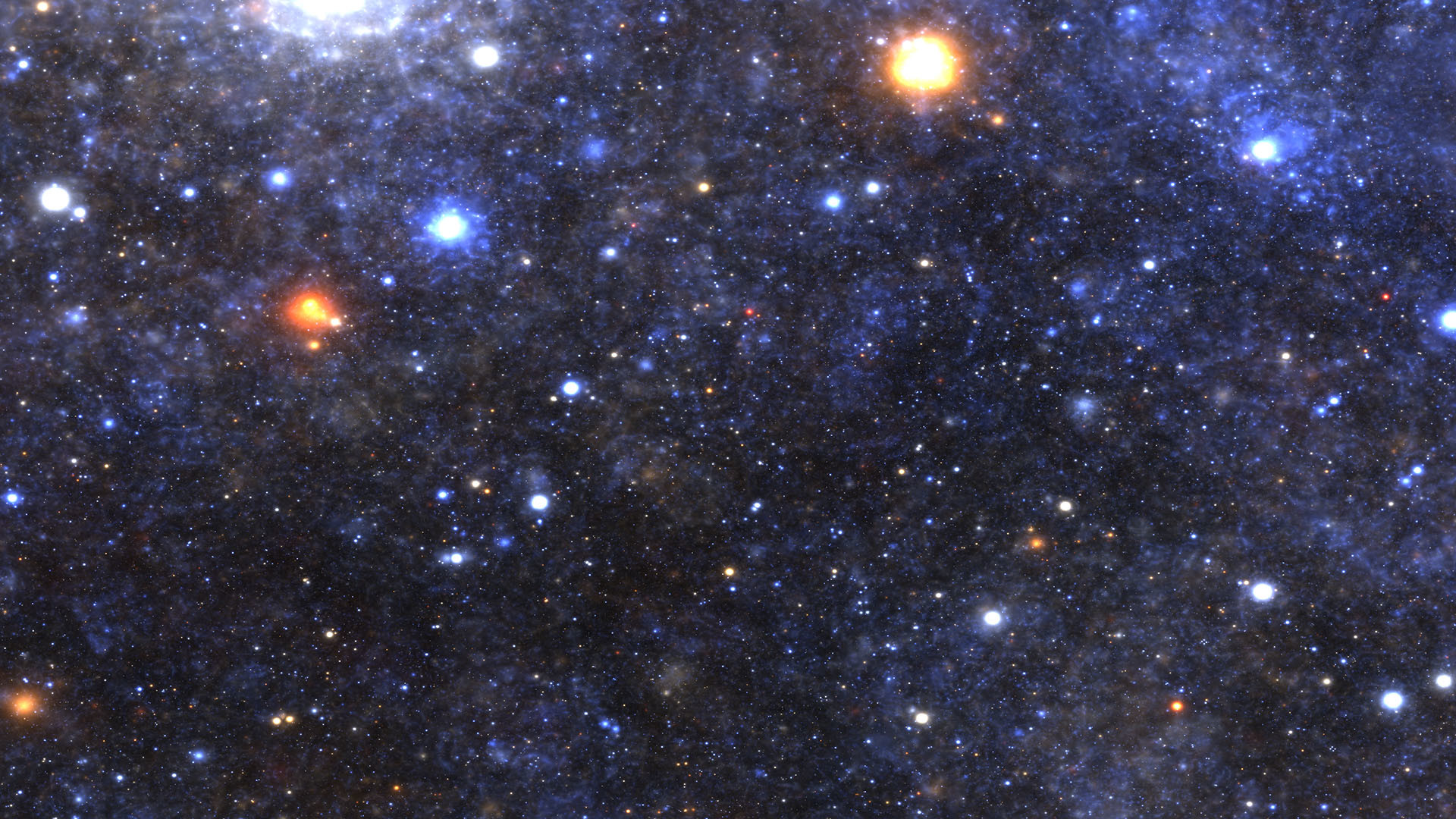 Cosmic Journey PC Live Wallpaper screenshot