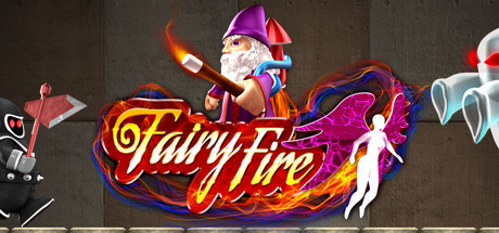 Fairy Fire - Defender of the Fairies