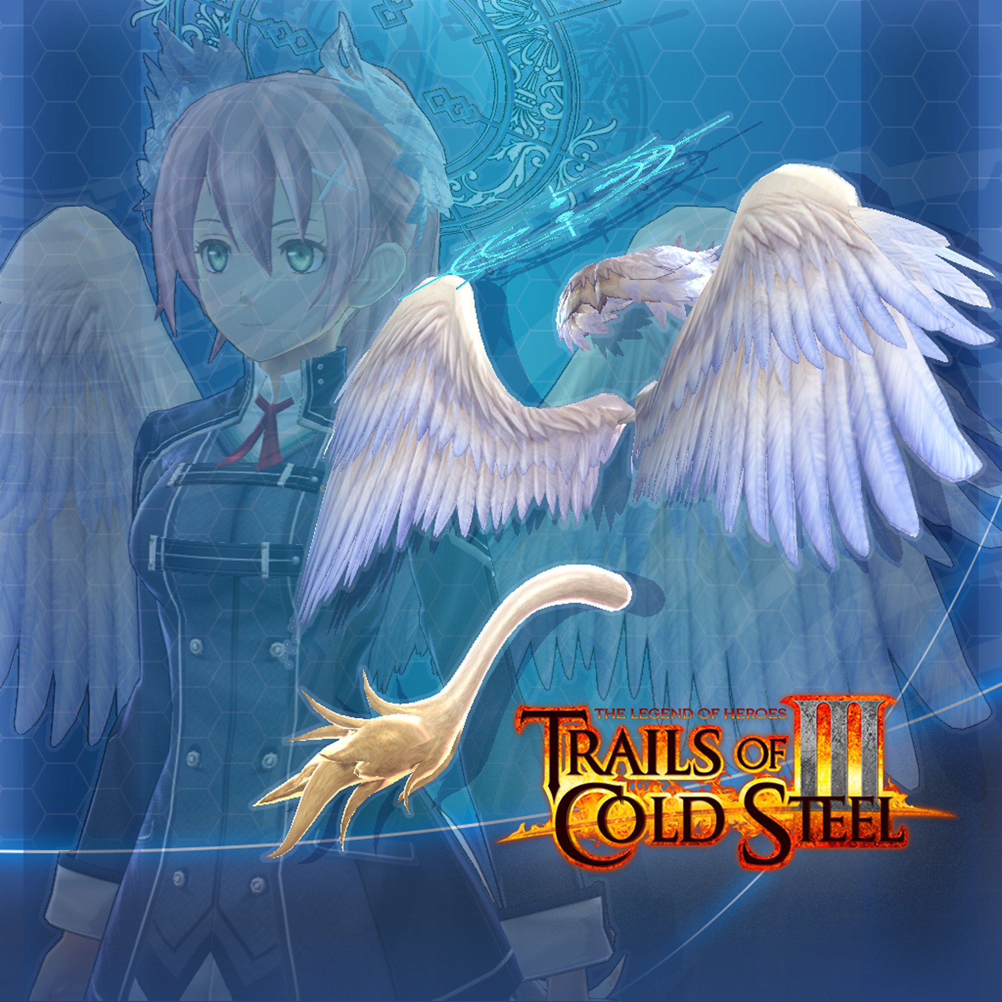 The Legend of Heroes: Trails of Cold Steel III  - Angel Set screenshot