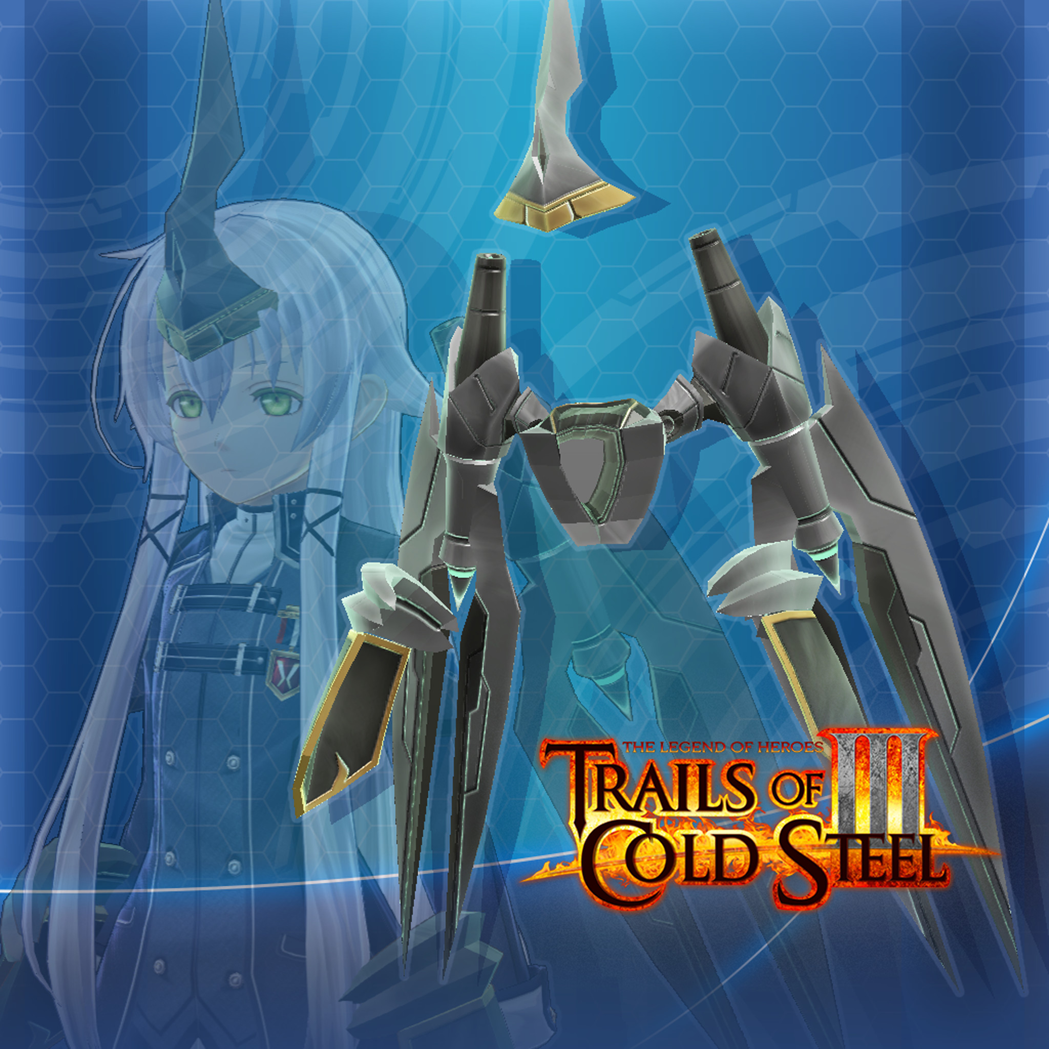 The Legend of Heroes: Trails of Cold Steel III  - Ashen Knight Set screenshot