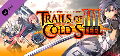 The Legend of Heroes: Trails of Cold Steel III  - Cool Hair Extension Set