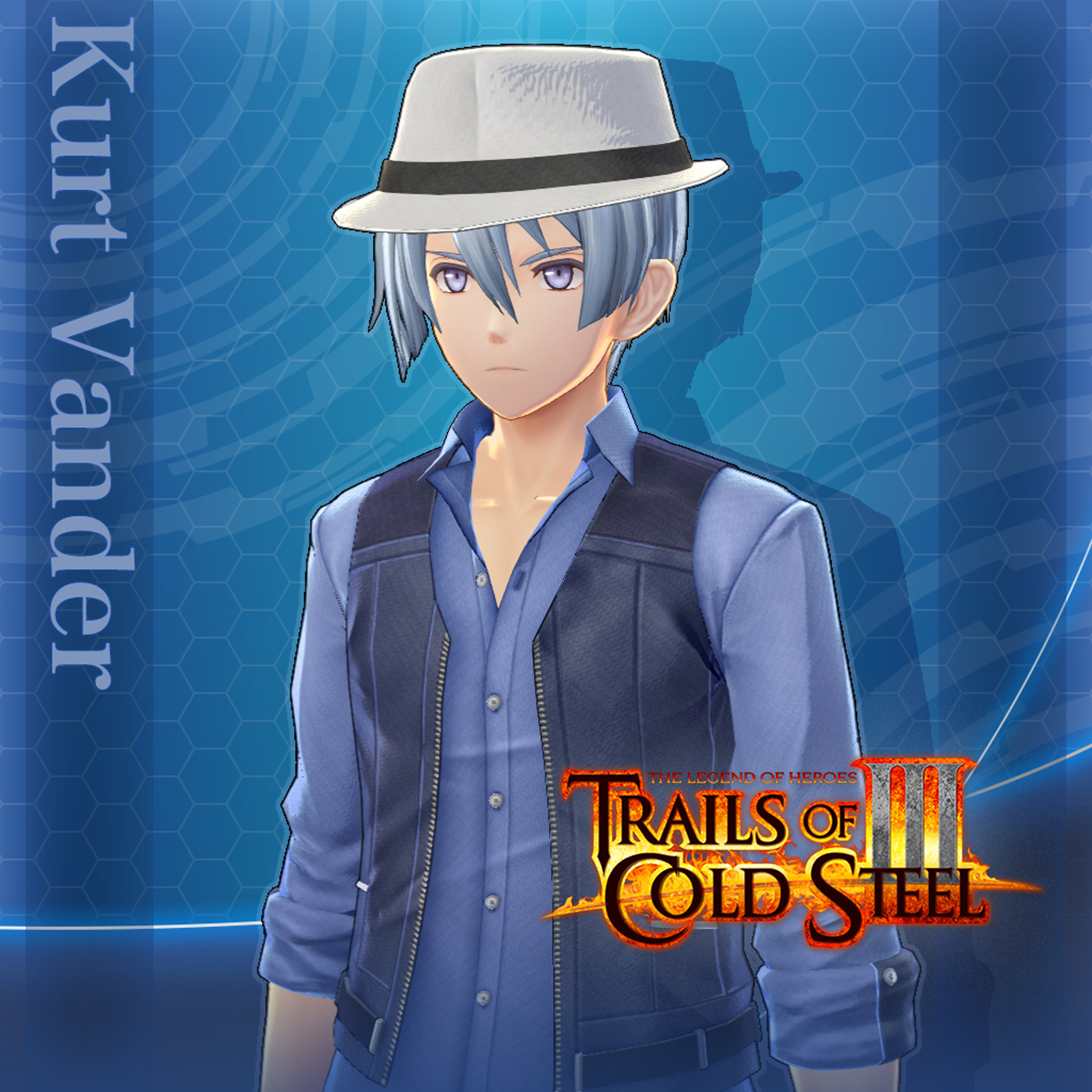 The Legend of Heroes: Trails of Cold Steel III  - Kurt's Casual Clothes screenshot