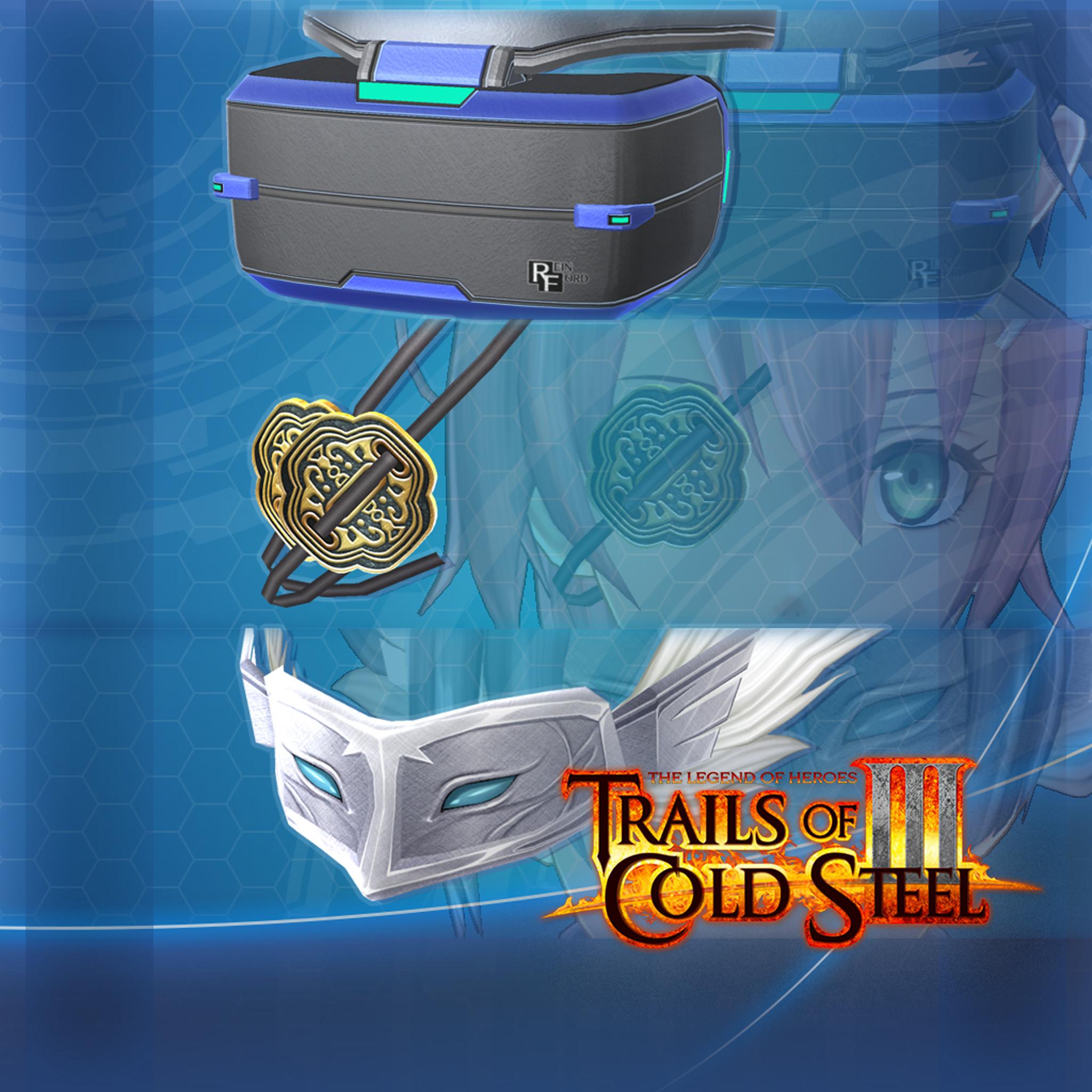 The Legend of Heroes: Trails of Cold Steel III  - Rare Eyewear screenshot