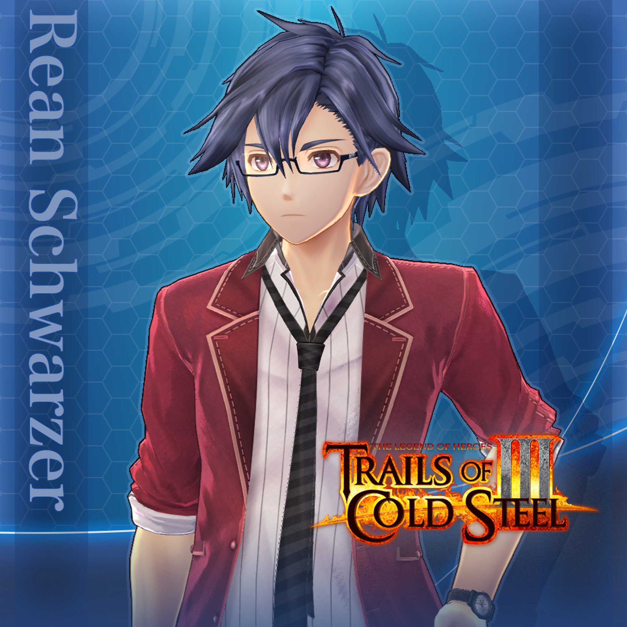The Legend of Heroes: Trails of Cold Steel III  - Rean's Casual Clothes screenshot