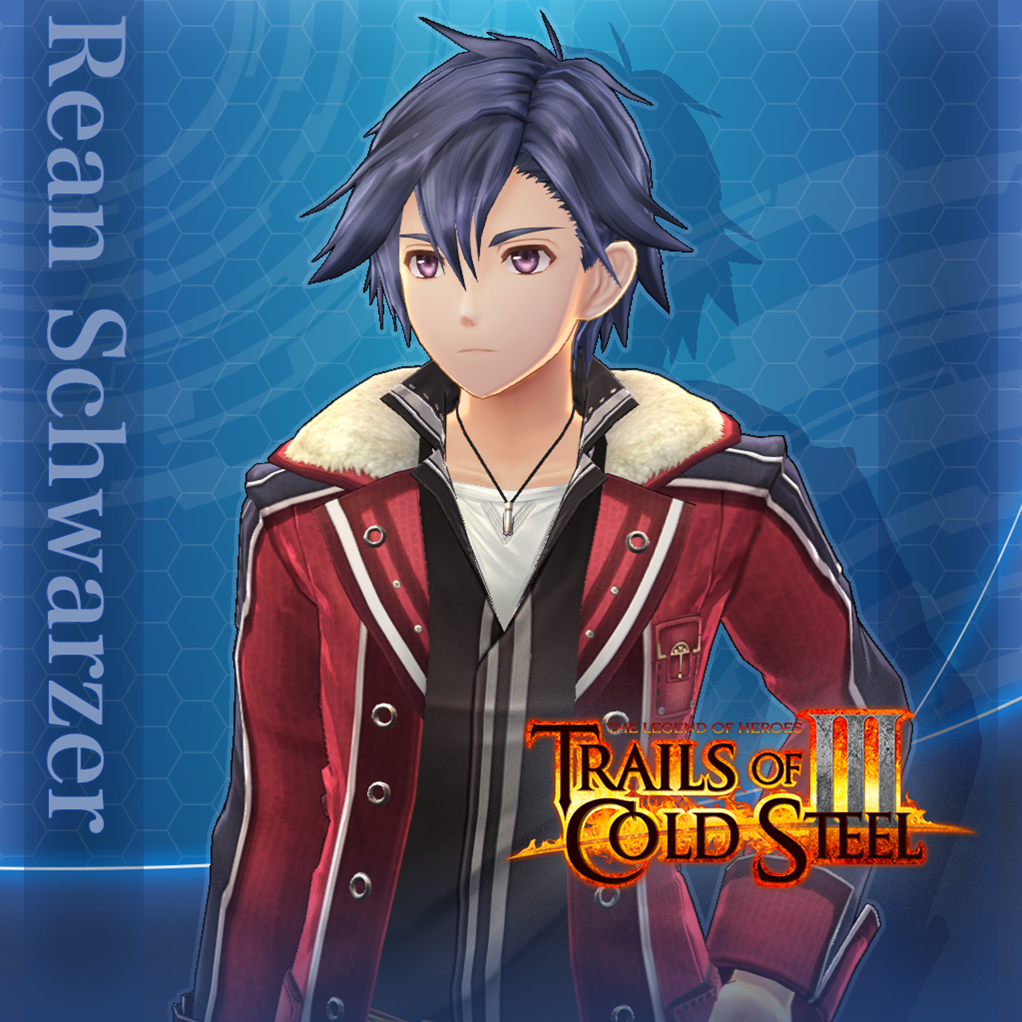 The Legend of Heroes: Trails of Cold Steel III  - Rean's Traveling Outfit (Cold Steel II) screenshot