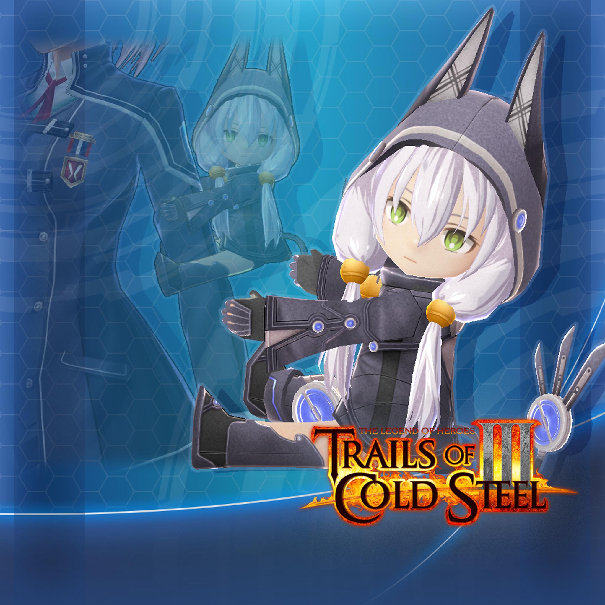 The Legend of Heroes: Trails of Cold Steel III  - Ride-Along Black Rabbit screenshot