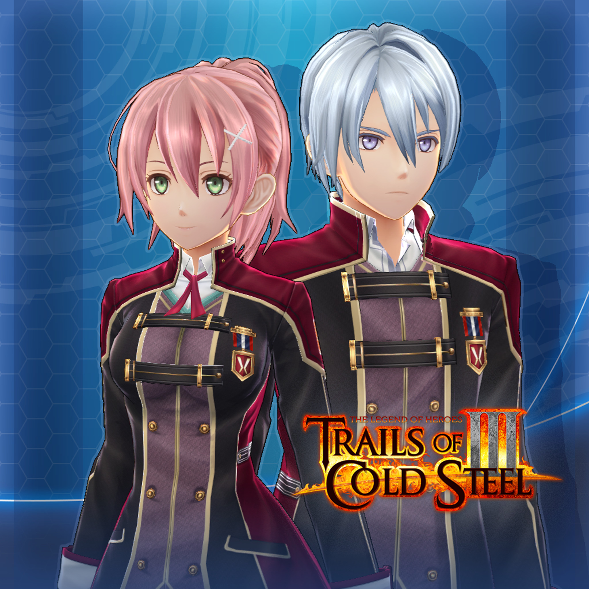 The Legend of Heroes: Trails of Cold Steel III  - Thors Main Campus Uniforms screenshot