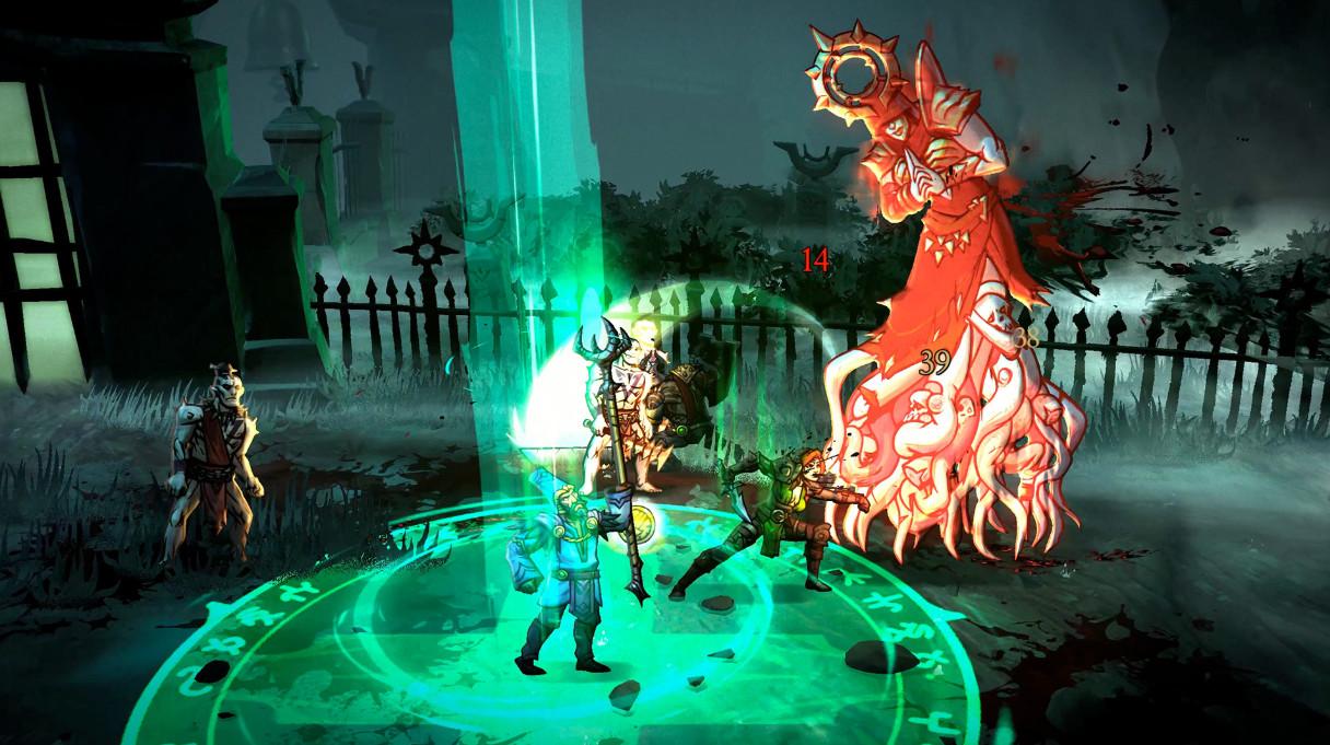 Blightbound screenshot
