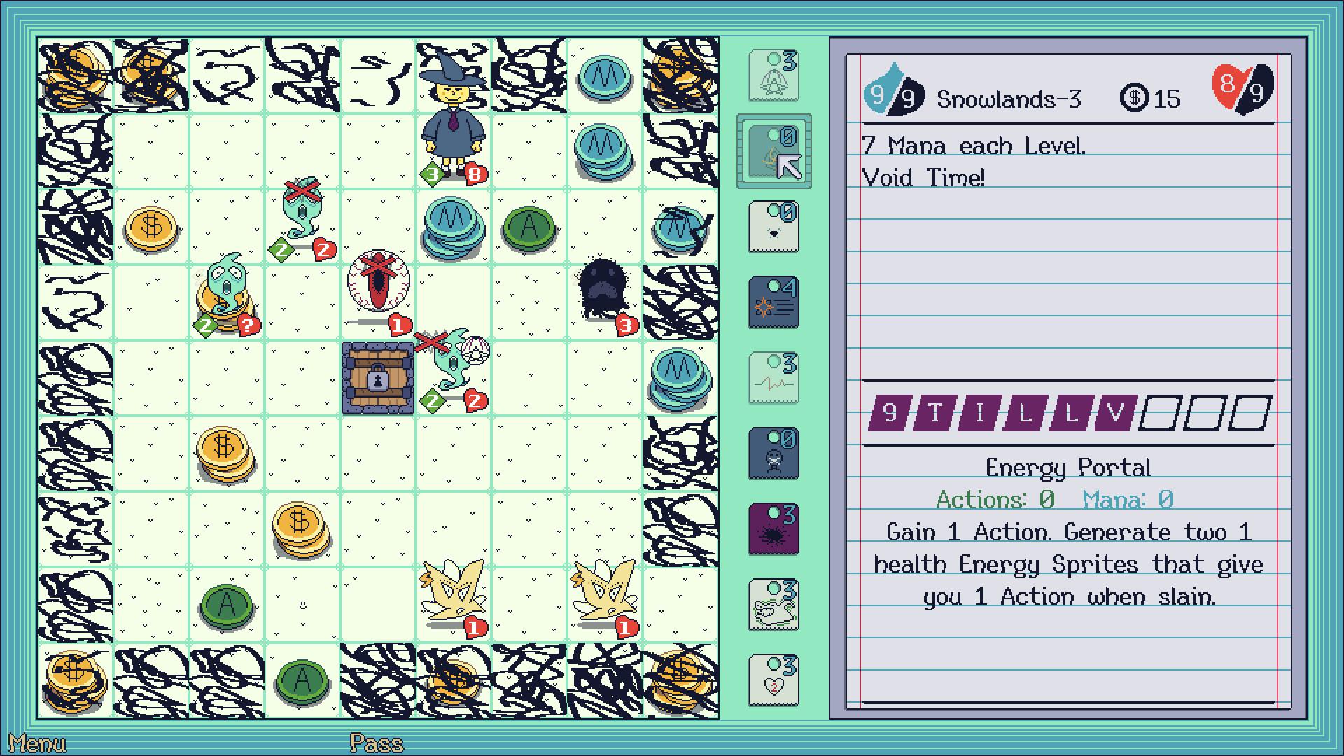 9 Till Void screenshot