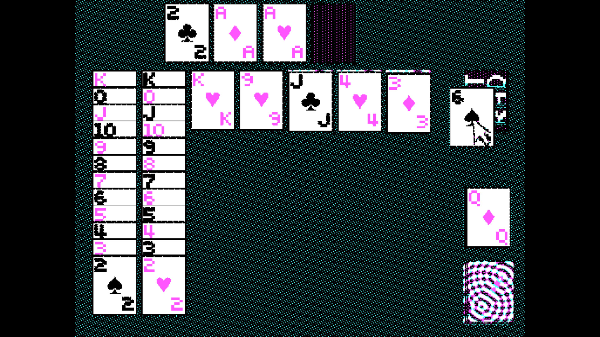 Radical Solitaire screenshot