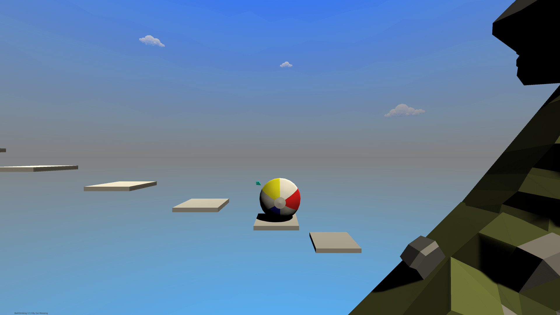 BallClimbing screenshot