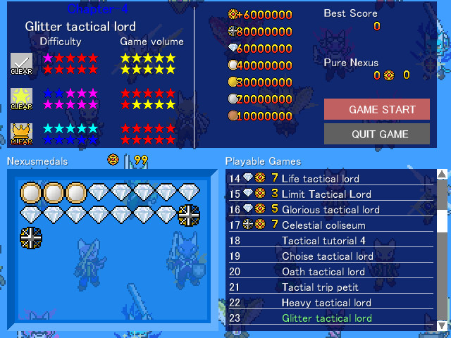 Tactical Nexus Chapter 4 -Tactical Star- screenshot