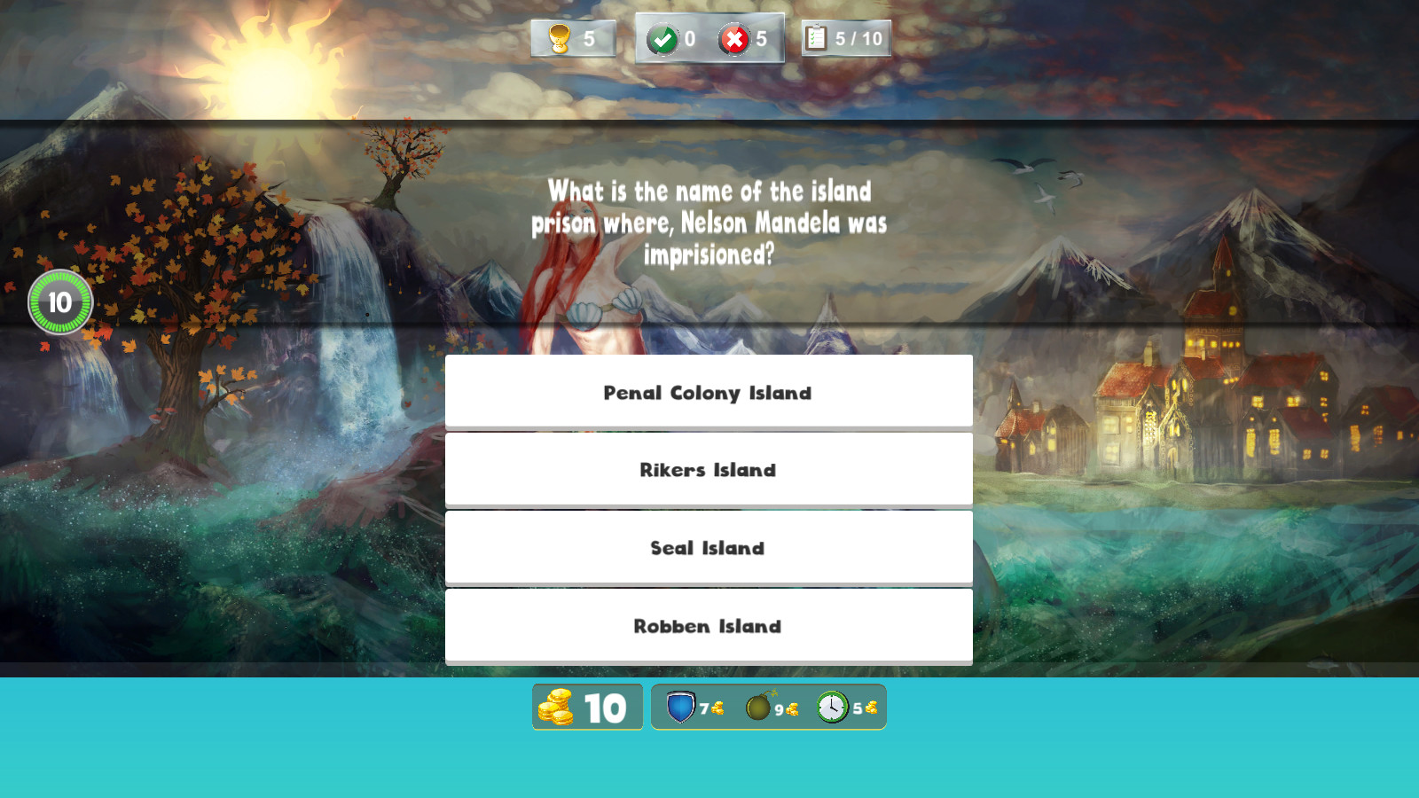QUIZ PRO! - General Knowledge screenshot