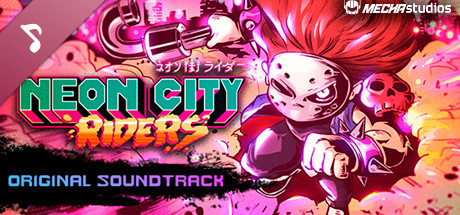 Neon City Riders Soundtrack