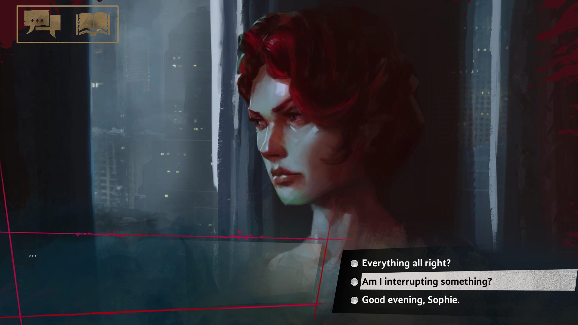 Vampire: The Masquerade - Coteries of New York Soundtrack screenshot