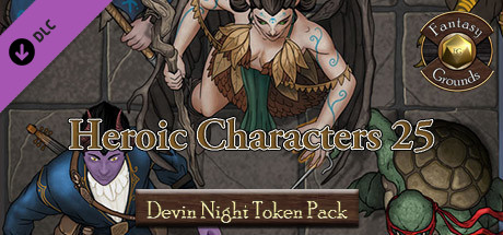 Fantasy Grounds - Devin Night TP129: Heroic Characters 25