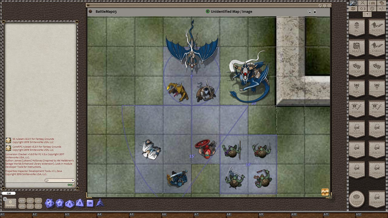 Fantasy Grounds - Devin Night TP129: Heroic Characters 25 screenshot