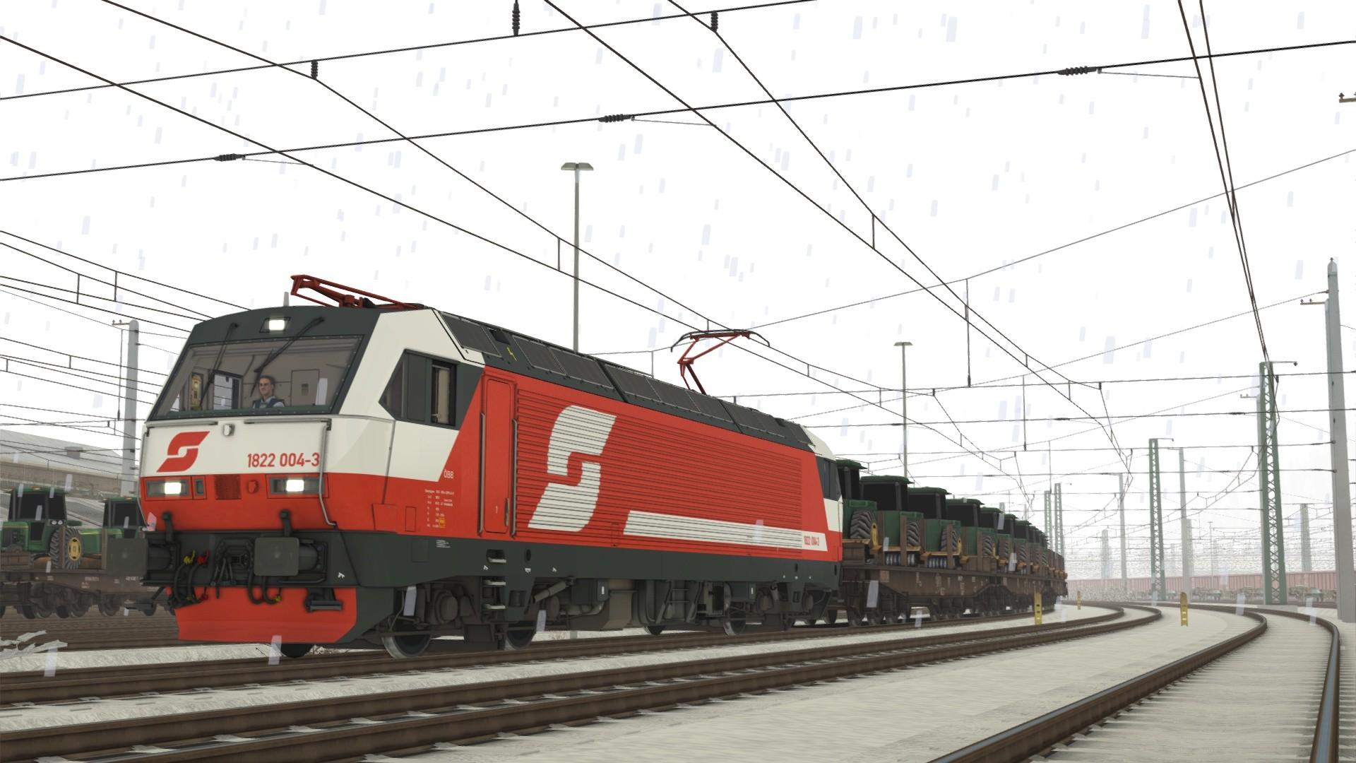 Train Simulator: ÖBB 1822 Loco Add-On screenshot