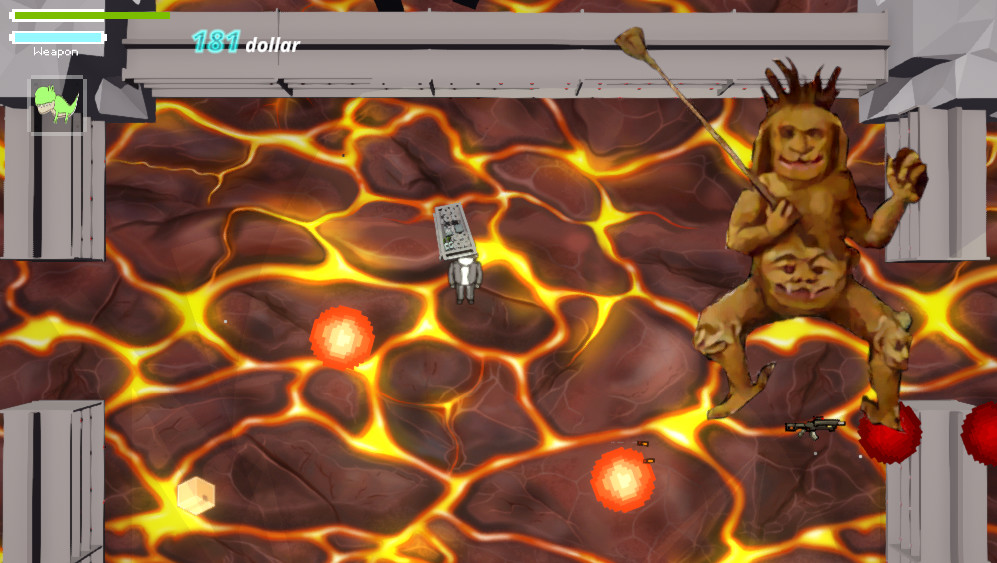 Heartless reseller is Roguelike screenshot