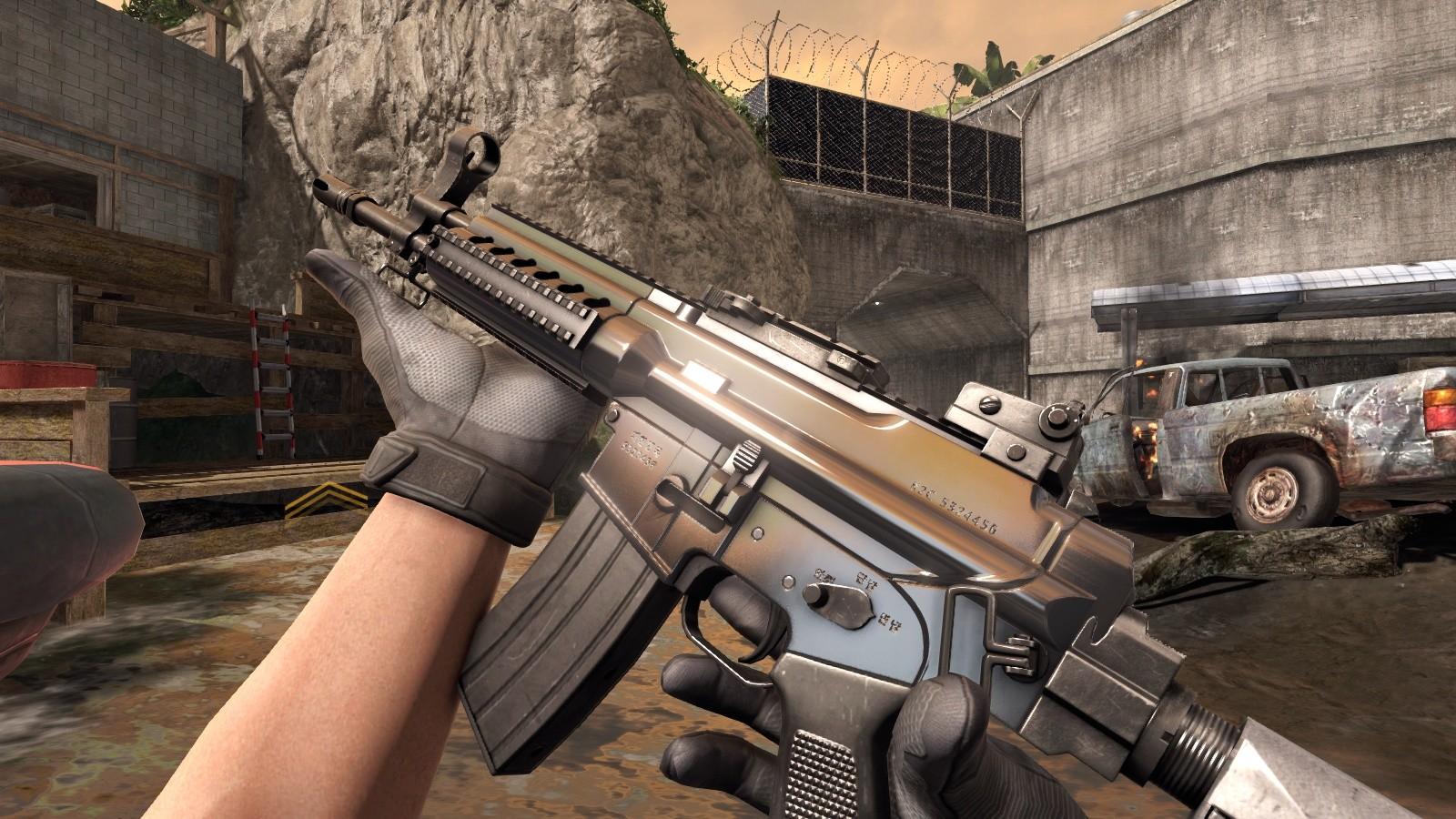 Ironsight - Chrome K2C Pack screenshot