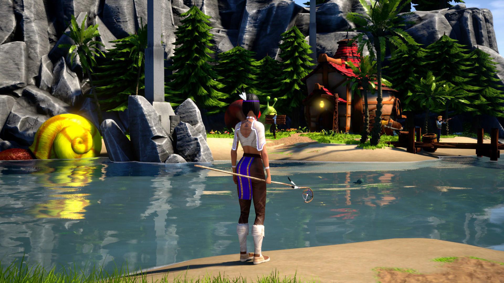 War Islands screenshot