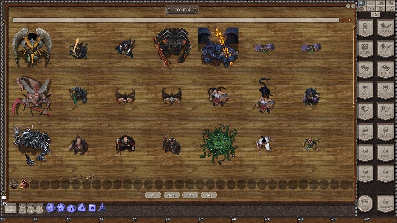 Fantasy Grounds - Devin Night TP128: Fiendish Foes screenshot