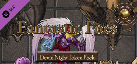 Fantasy Grounds - Devin Night TP127: Fantastic Foes