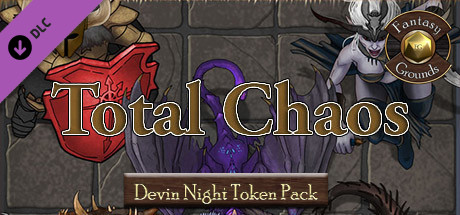 Fantasy Grounds - Devin Night TP126: Total Chaos
