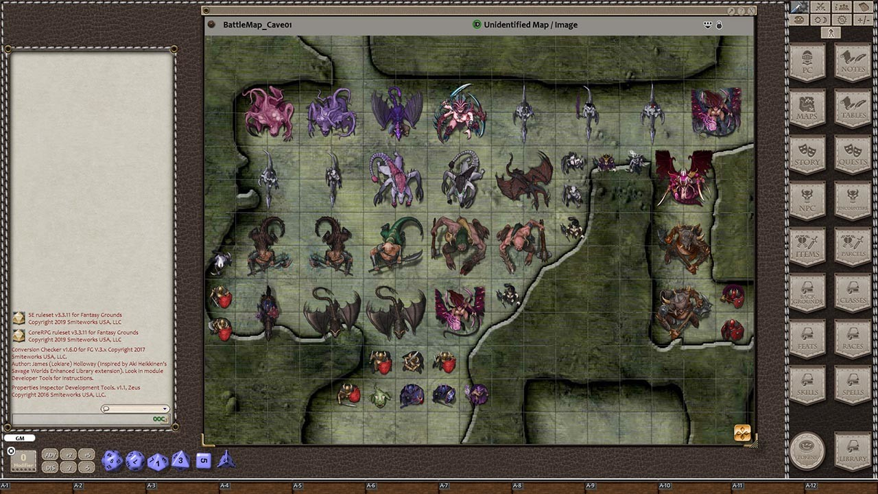 Fantasy Grounds - Devin Night TP126: Total Chaos screenshot