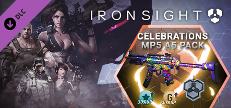 Ironsight - Celebrations MP5 A5 Pack