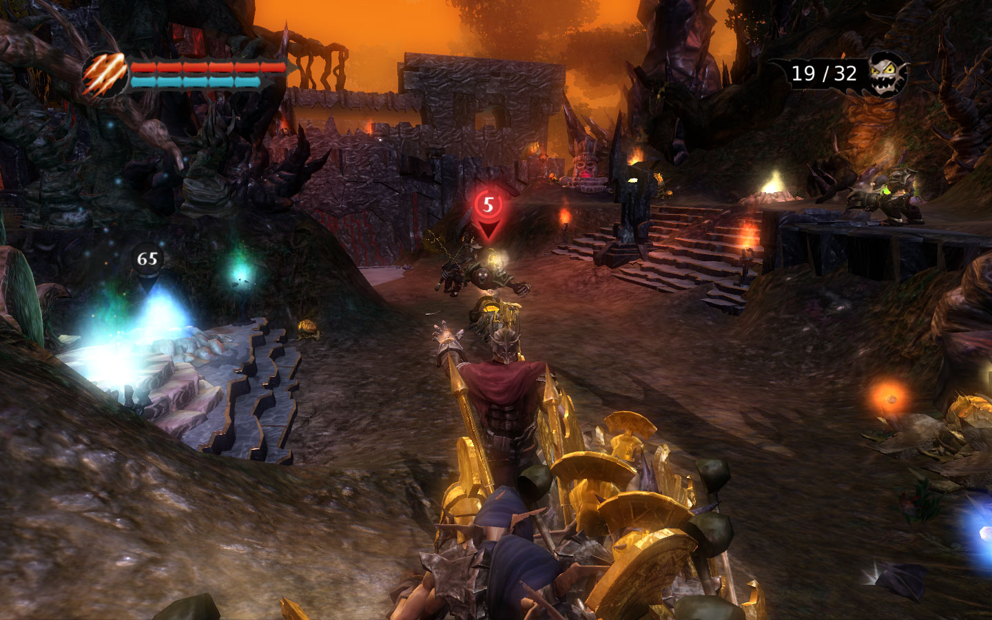Overlord: Raising Hell screenshot