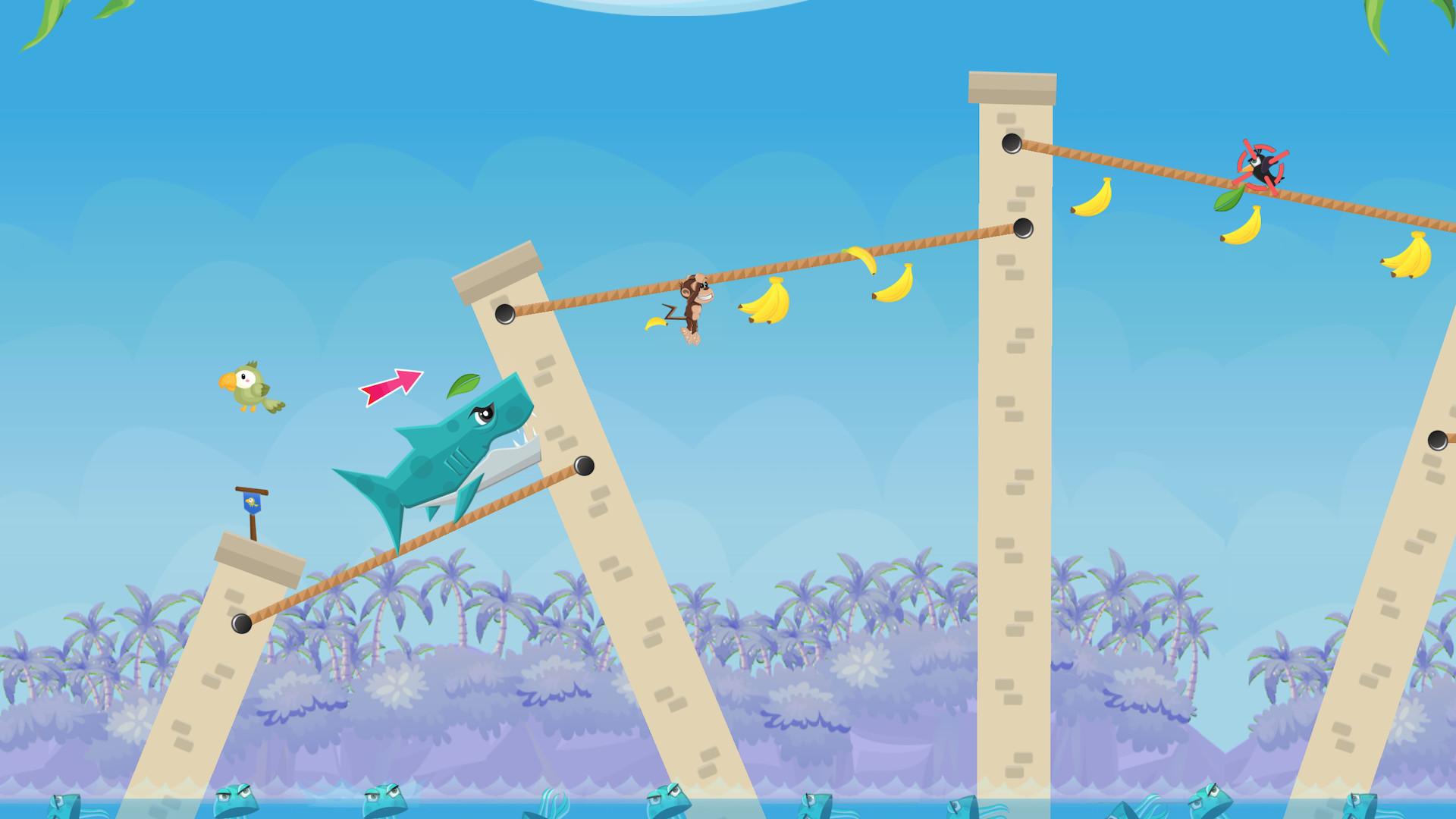 Zango's Shark Adventure screenshot