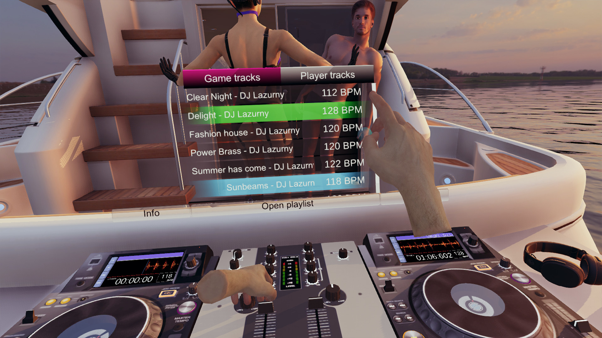VRDJ screenshot