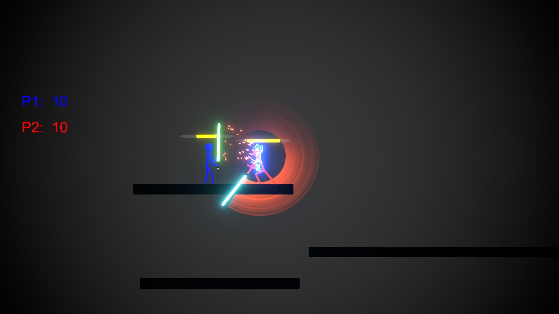 Gan's Matchstick Men:Deadly Rhythm screenshot