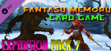 Fantasy Memory Card Game - Expansion Pack 7
