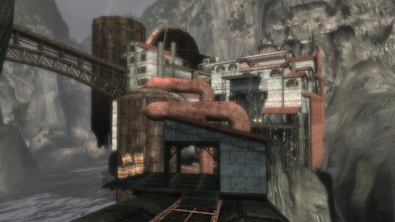 Damnation screenshot