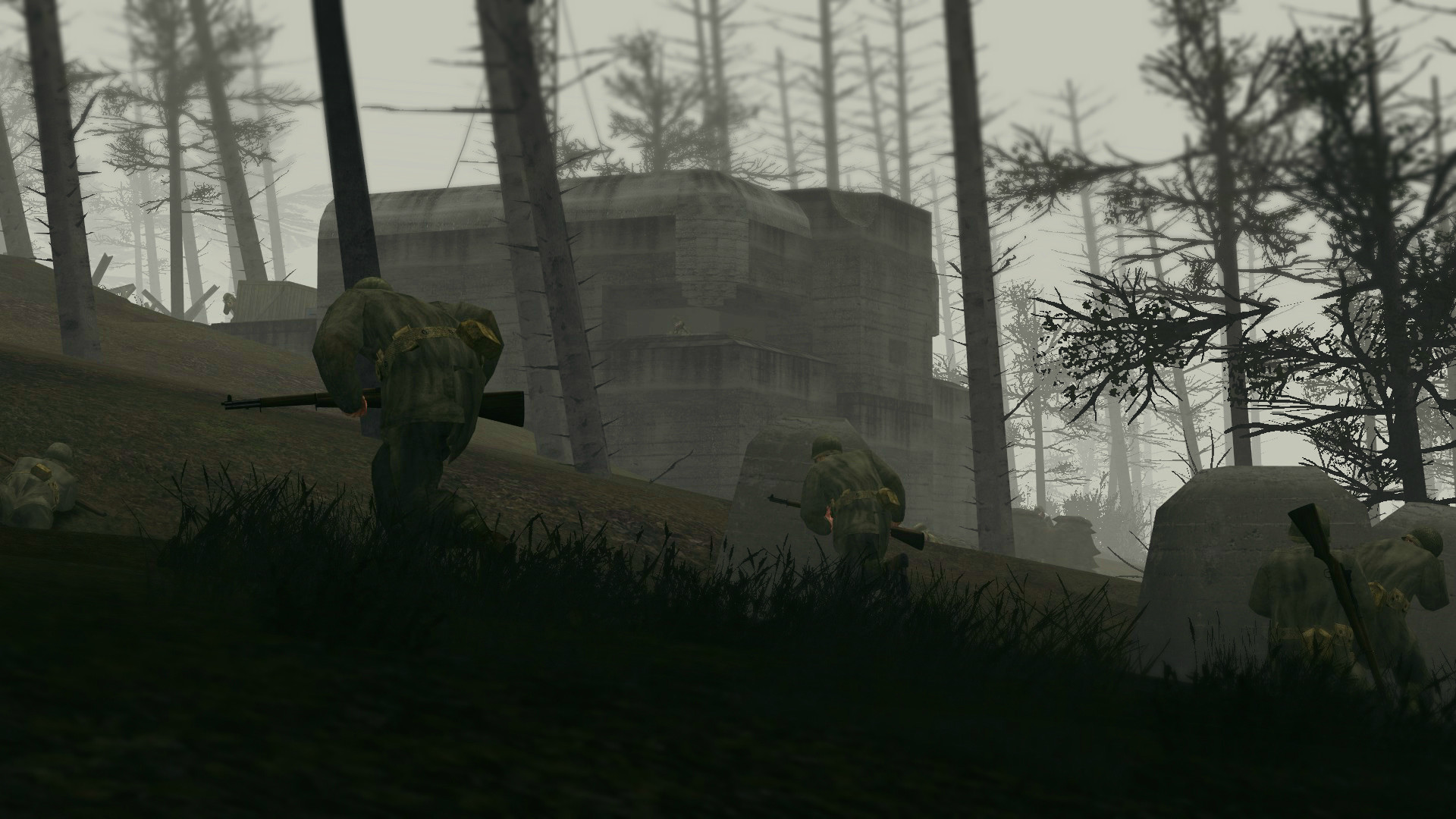 Darkest Hour: Europe '44-'45 screenshot