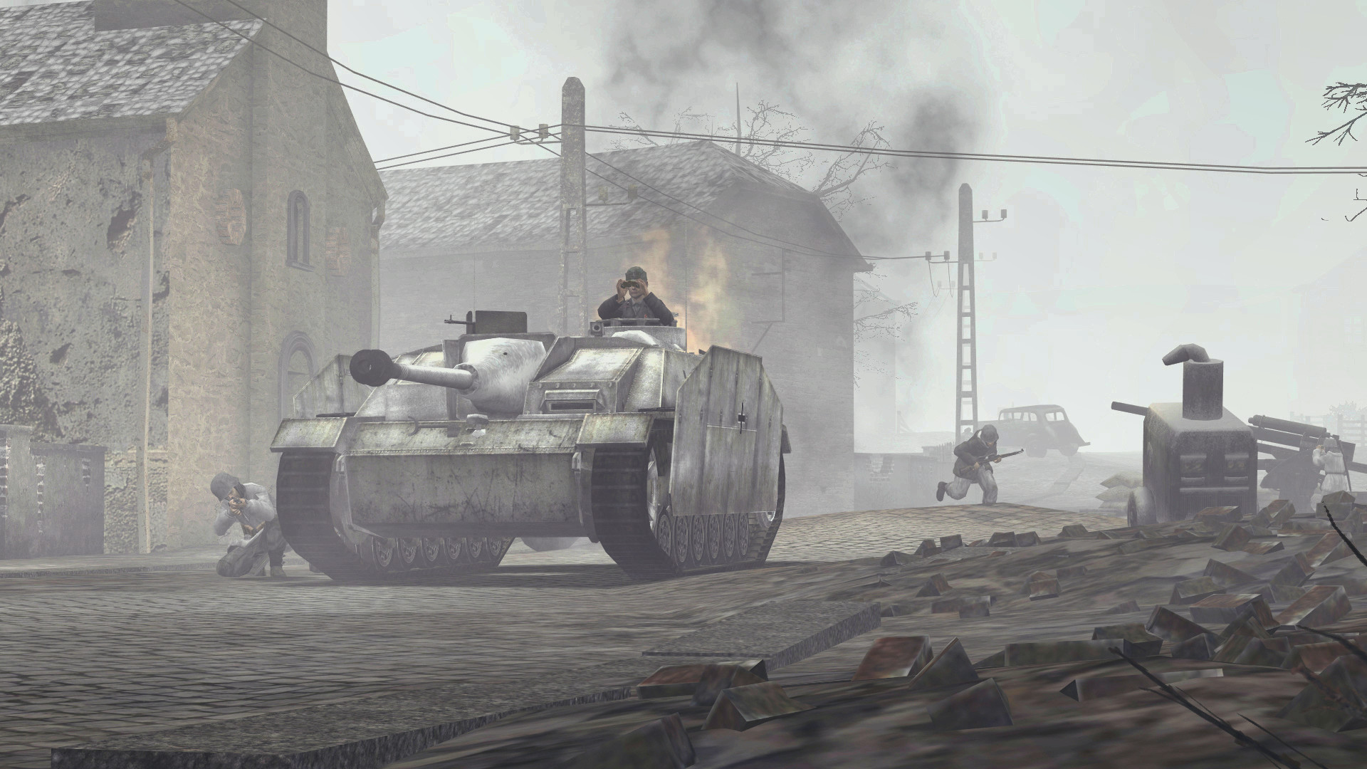 Darkest Hour: Europe '44-'45 screenshot