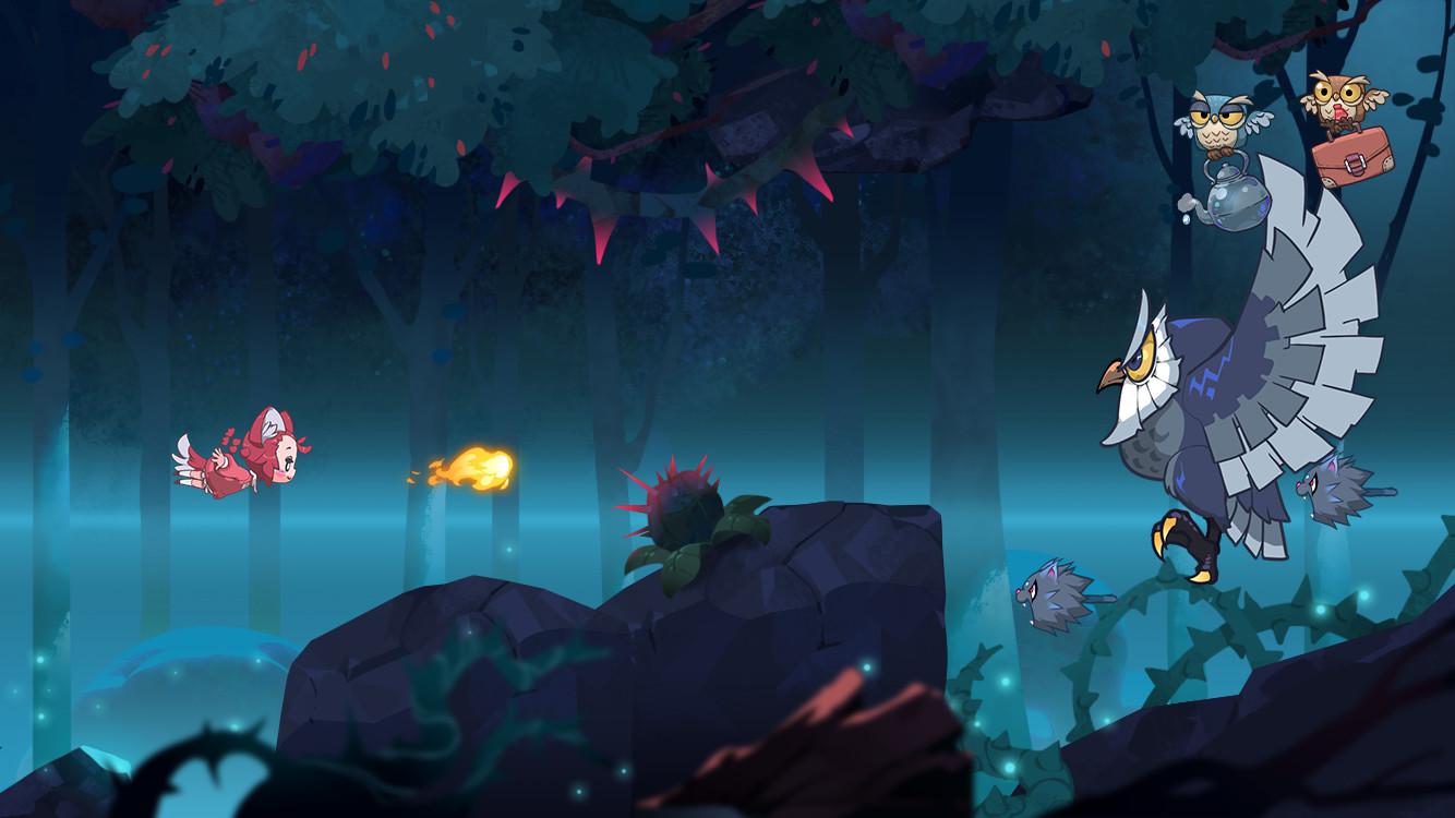 Moolii's Dreamland 哞哩的长梦 screenshot