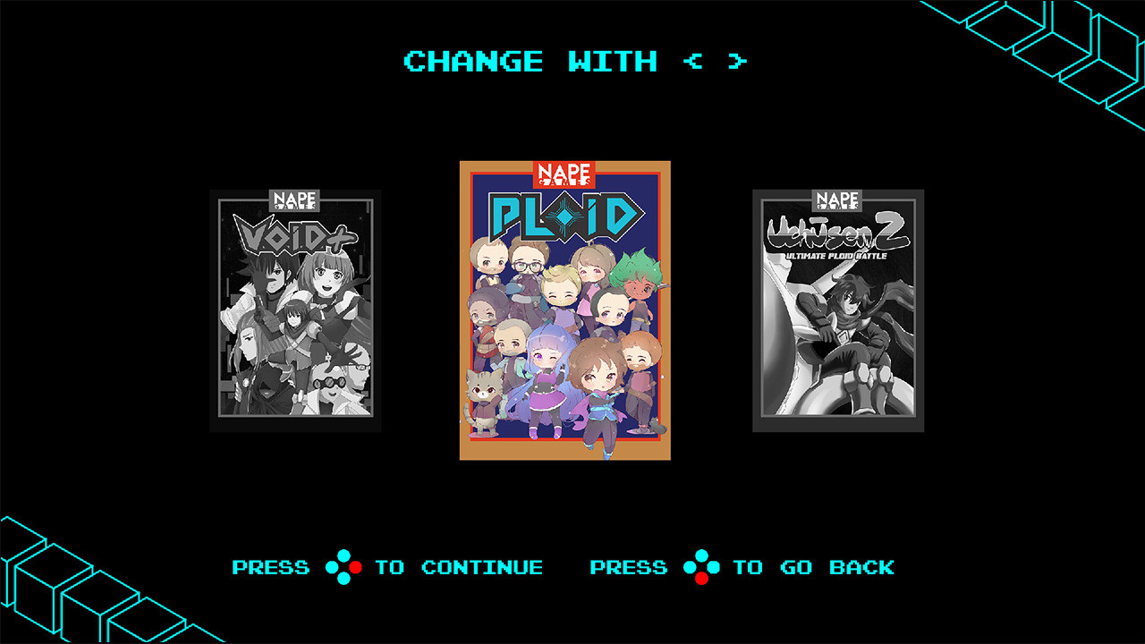 PLOID SAGA screenshot