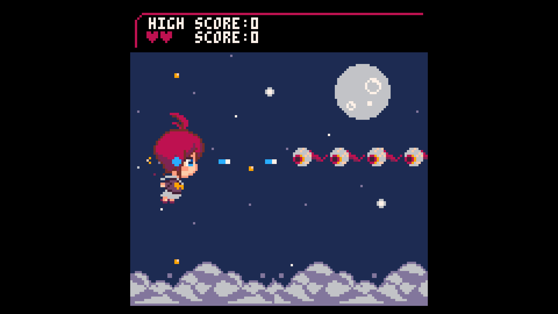 Sakura Stars screenshot