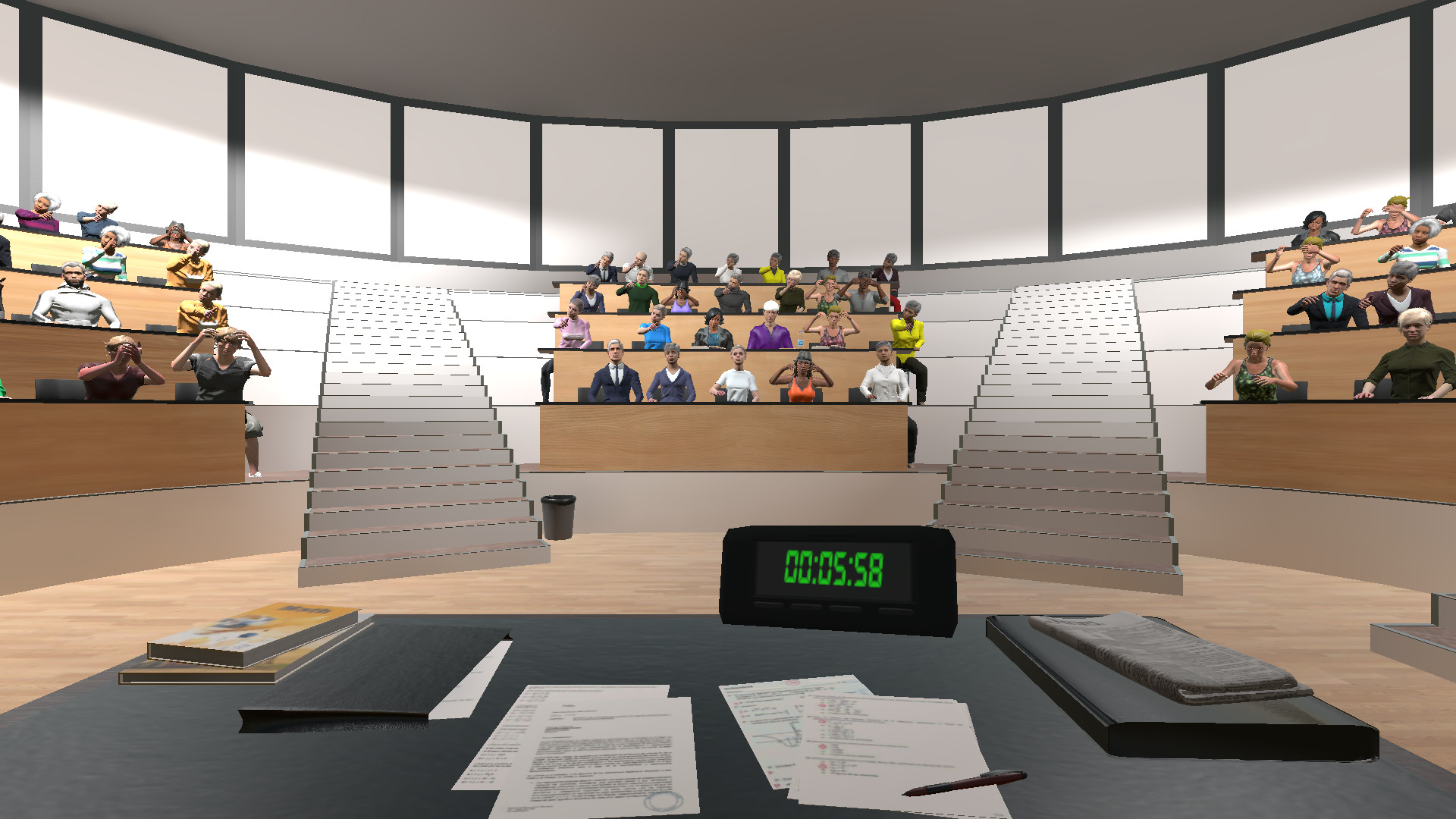 Virtual Presenter Pro screenshot