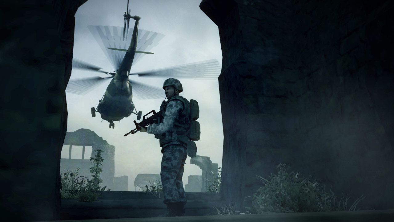 Operation Flashpoint: Dragon Rising screenshot