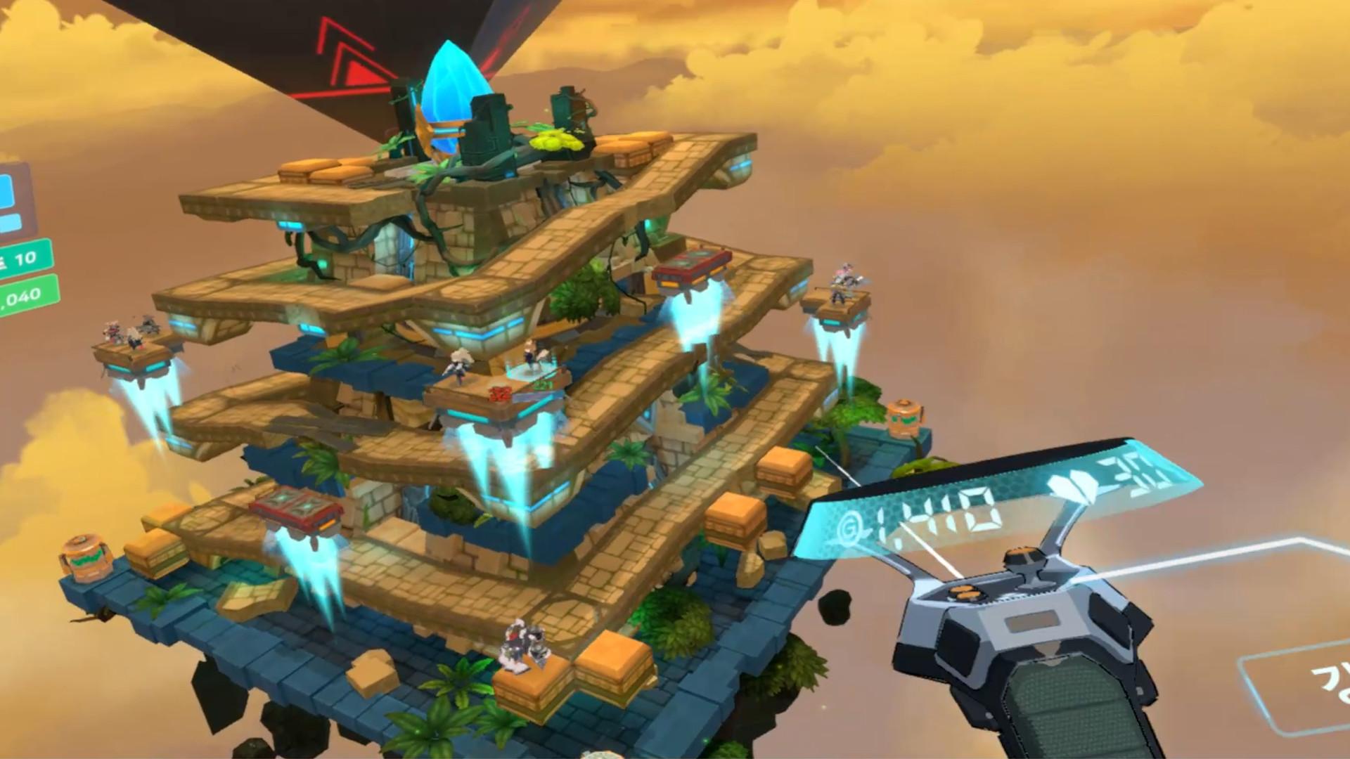 Project RTD: Random Tower Defense VR screenshot