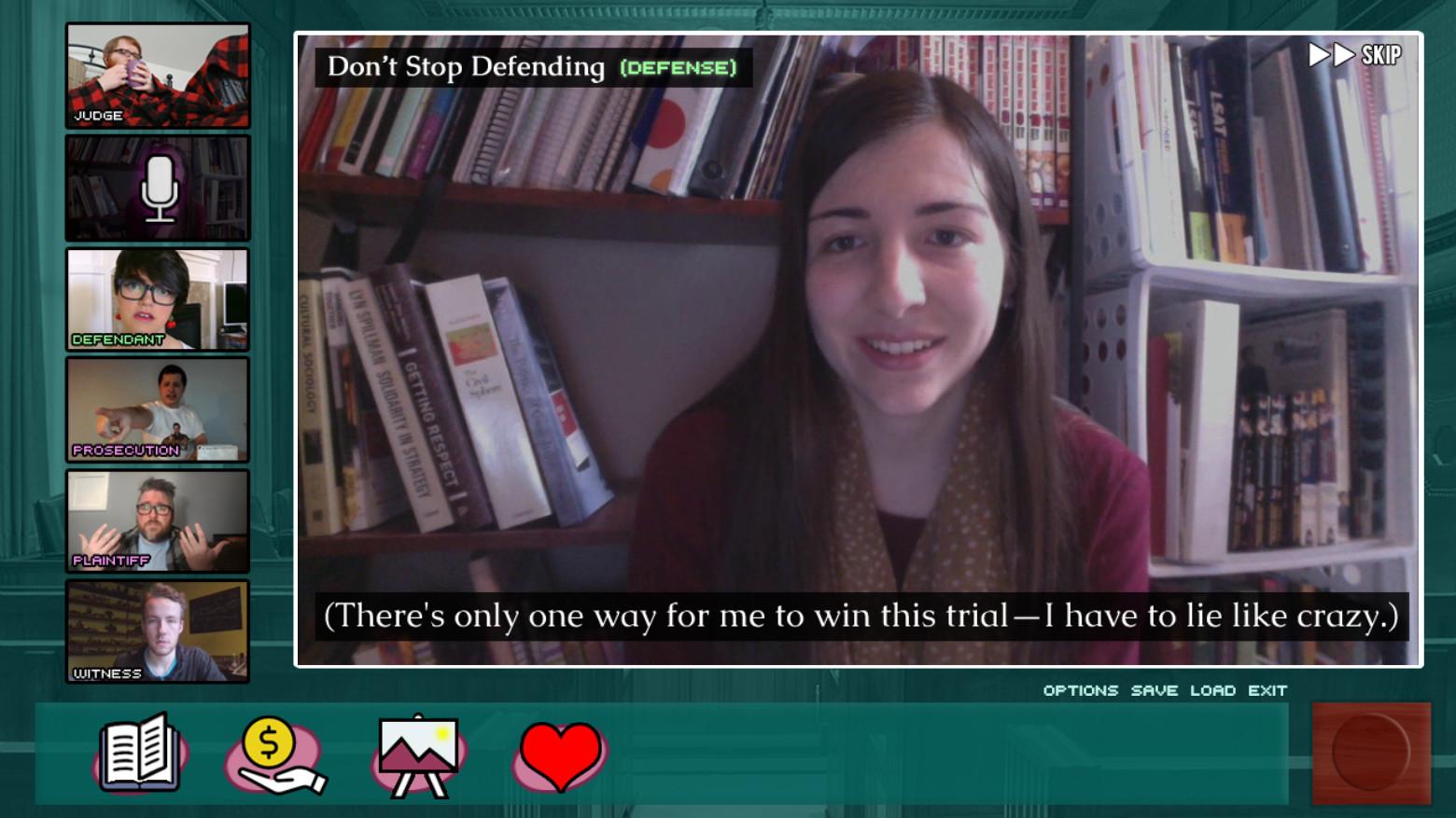 Internet Court screenshot