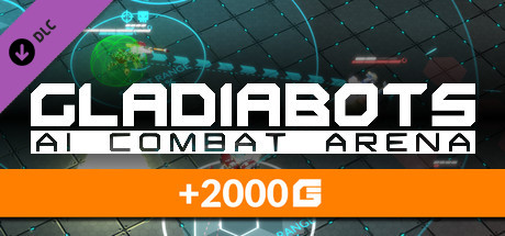 Gladiabots - 2 000 Credits